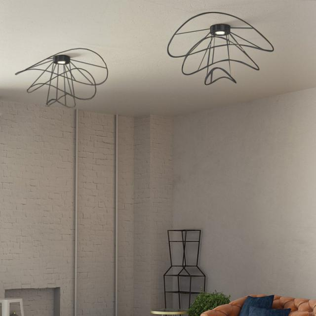 Axolight Hoops 3 LED ceiling light