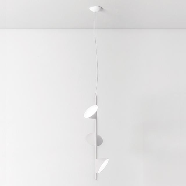 Axolight Orchid 3 LED pendant light