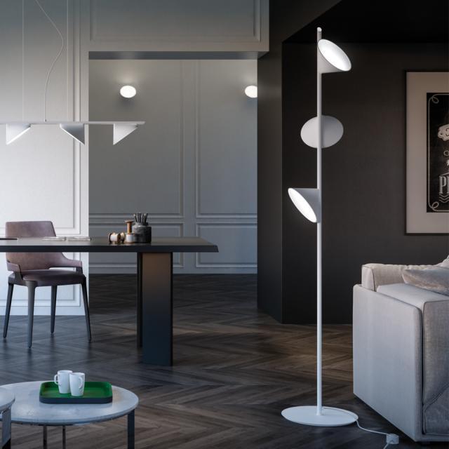 Axolight Orchid LED floor lamp