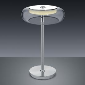 BANKAMP ALISSA LED table lamp with dimmer