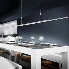 BANKAMP L-lightLINE LED pendant light with Vertical Dimm