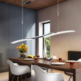 BANKAMP NEW WAVE LED pendant light with dimmer