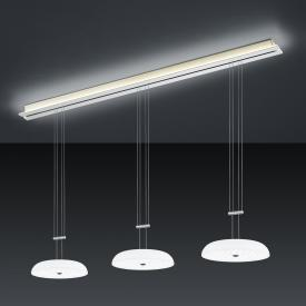 BANKAMP STRADA VANITY LED pendant light 4 heads with dimmer
