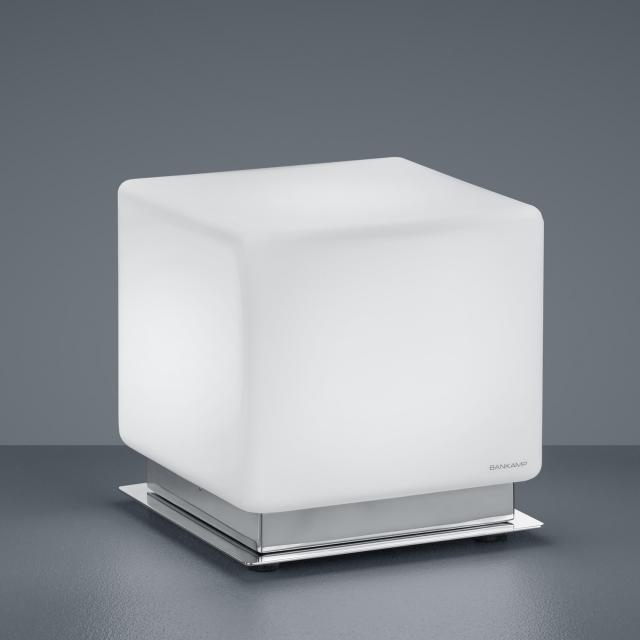 BANKAMP CUBUS LED table lamp with dimmer