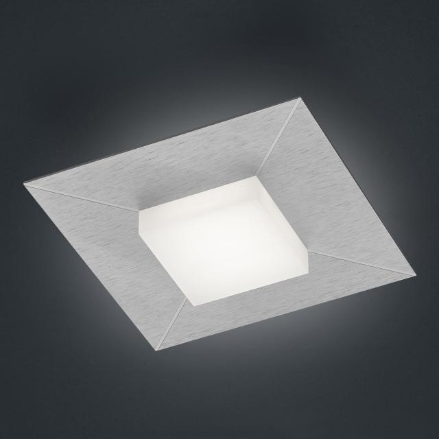 BANKAMP DIAMOND LED ceiling light / wall light 1 head with dimmer