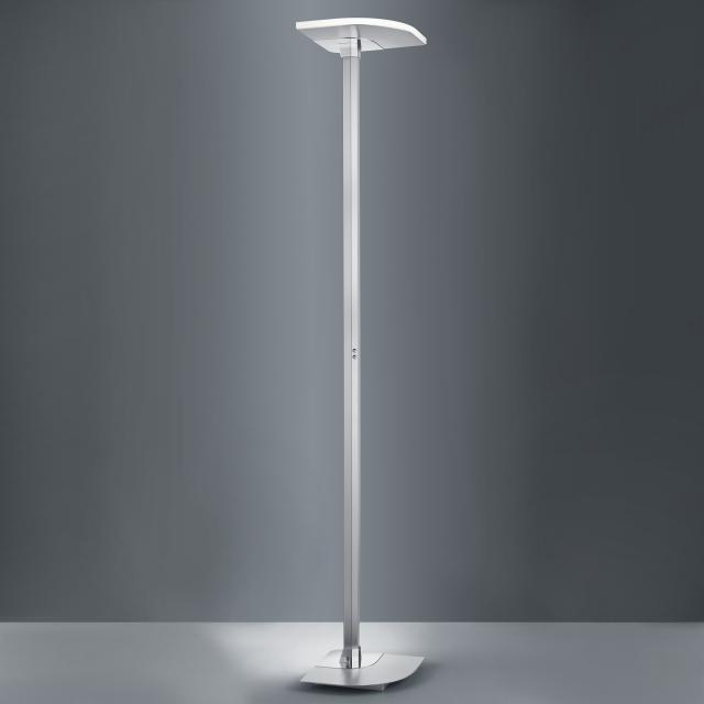 BANKAMP ENZO LED floor lamp with dimmer