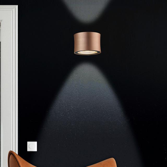 BANKAMP IMPULSE LED wall light