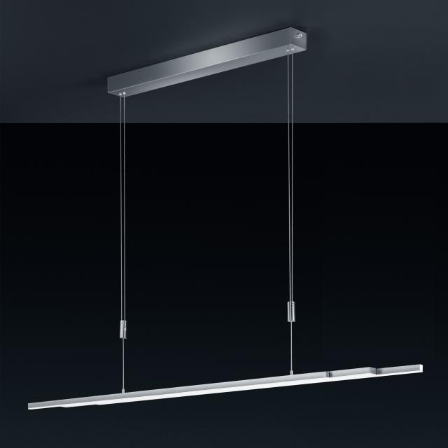 BANKAMP L-lightLINE LED pendant light with dimmer