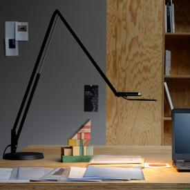 belux lifto LED table lamp with dimmer