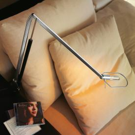belux liftolino LED table lamp with table clamp and dimmer