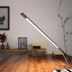 belux tubo LED table lamp with dimmer