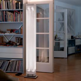 belux twilight LED floor lamp with dimmer and adjustable light colour