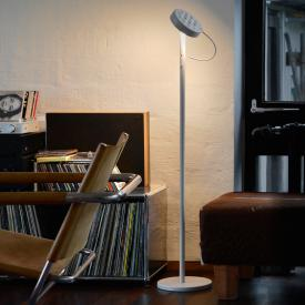belux u-turn LED floor lamp with dimmer