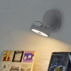 belux u-turn LED wall light