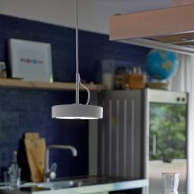 belux u-turn LED pendant light
