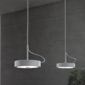 belux u-turn LED pendant light with double head