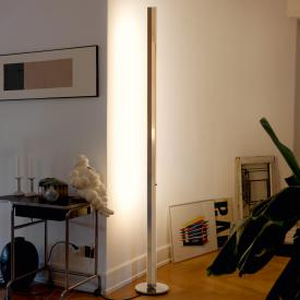belux ypsilon LED floor lamp with dimmer