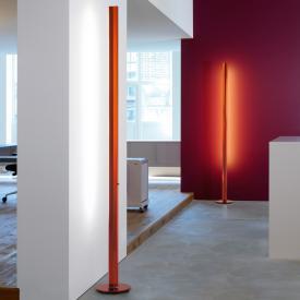 belux ypsilon LED floor lamp with dimmer