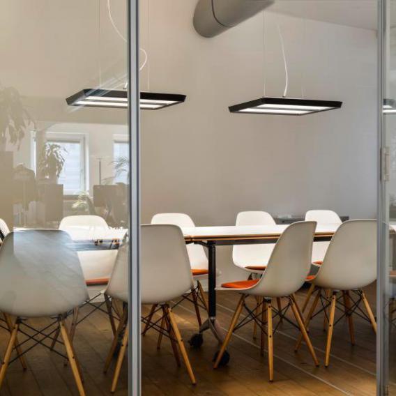 belux karo LED pendant light
