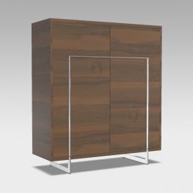 bert plantagie Vision dresser with doors