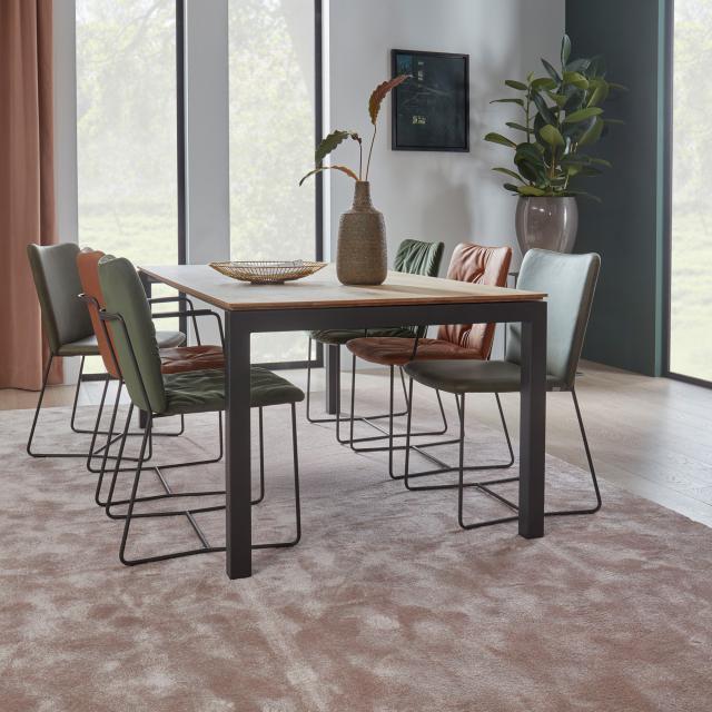 bert plantagie Palma extendable dining table