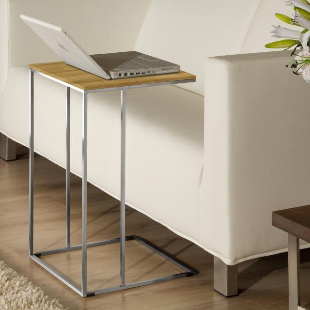 bert plantagie Wireless side table, solid wood