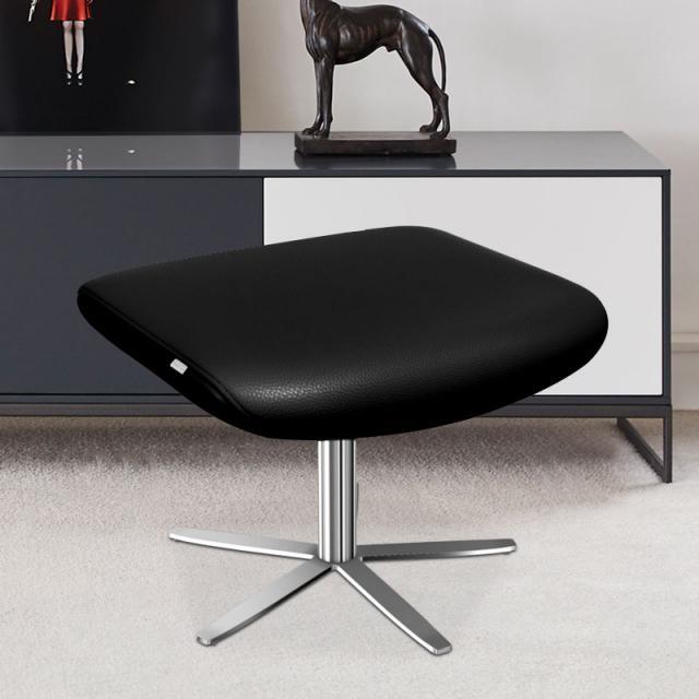 bert plantagie Zyba stool with swivel base