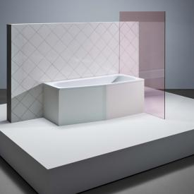 Bette Bambino compact bath white, with BetteGlaze Plus