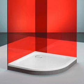 Bette Corner quadrant shower tray white