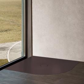 Bette Floor Corner quadrant shower tray anthracite