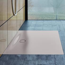 Bette Floor Side rectangular/square shower tray grey 411