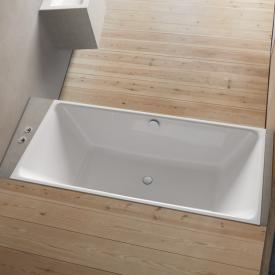 Bette Loft rectangular bath white