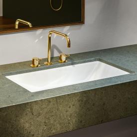 Bette Loft undermount washbasin white, with BetteGlaze Plus, without overflow