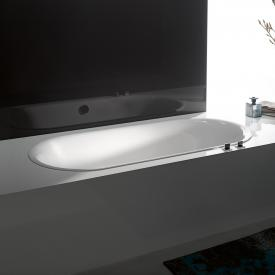 Bette Lux Baignoire ovale blanc