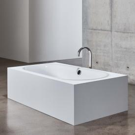 Bette Lux oval bath white