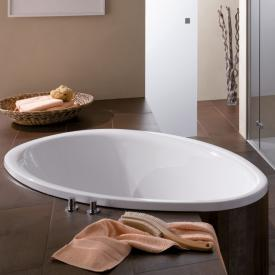 Bette Pool oval bath white, with BetteGlaze Plus
