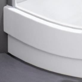 Bette removable plinth white