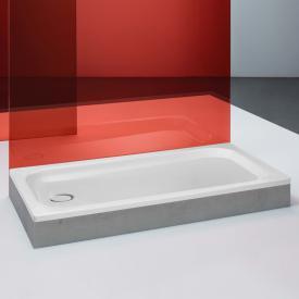 Bette Supra rectangular/square shower tray white