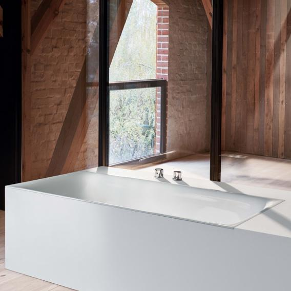 Bette Lux rectangular bath white, with BetteGlaze Plus