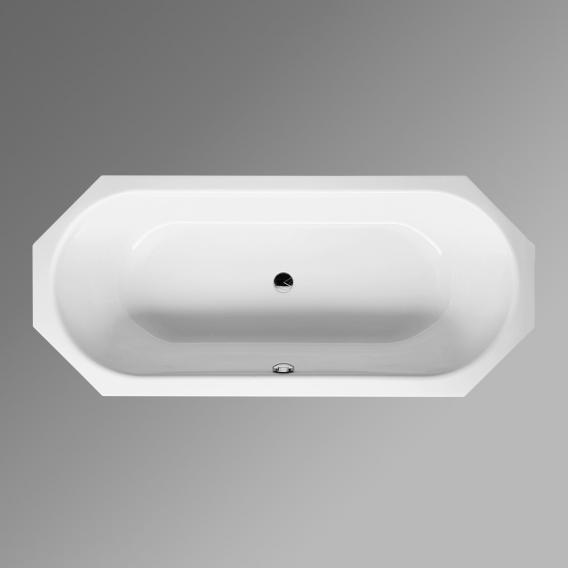 Bette Starlet Octa octagonal bath white, with BetteGlaze Plus, with handle holes