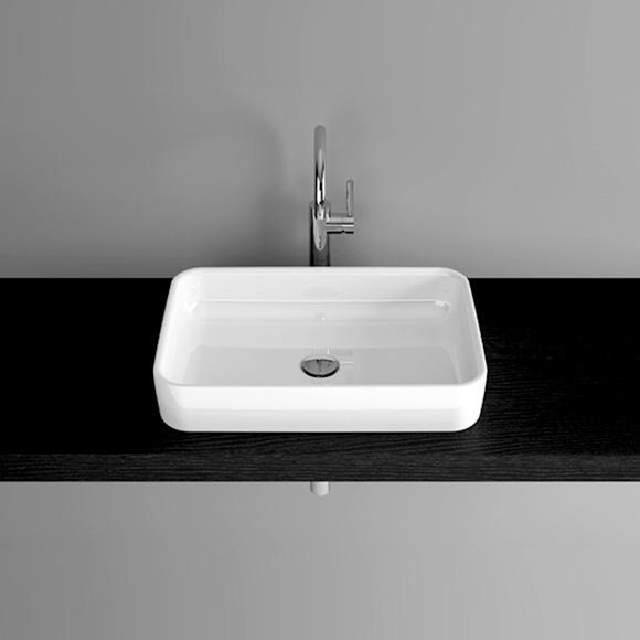 Bette Art countertop washbasin white