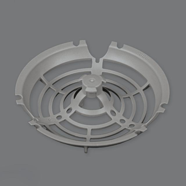 Bette Solid 30/50 hair sieve for waste set