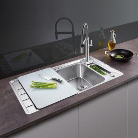 Blanco Axis III 5 S-IF reversible sink