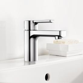 Blanco Devin basin mixer with waste set with pop-up waste set
