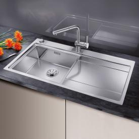 Blanco Divon II 5 S-IF sink bowl left