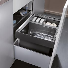 Blanco Flexon II waste separation system, with 1 x bin lid, for 60 cm undercounter unit