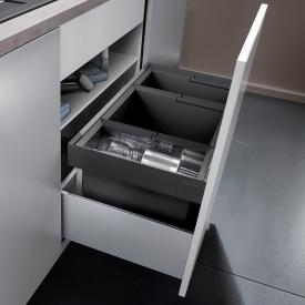 Blanco Flexon II 80/3 waste system for 80 cm undercounter