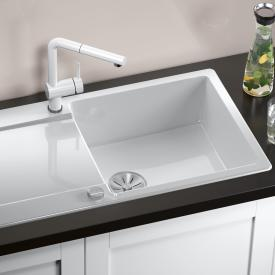 Blanco Idento XL 6 S sink crystal white gloss