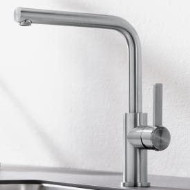 Blanco Lanora single lever kitchen fitting with swivel spout