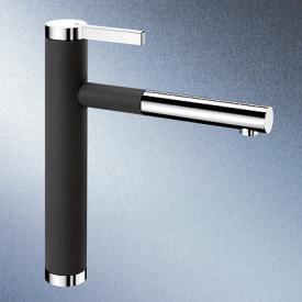 Blanco Linee-S single lever mixer anthracite/chrome
